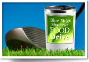 Blue Ridge Shadows Food Drive