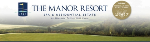 The Manor Resort Golf Course