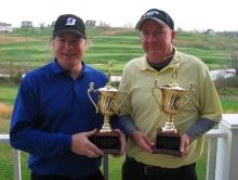 Alan Bird and Dave Baca