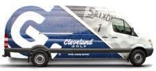 Cleveland Golf Fitting Van