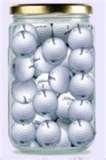 Golf Balls in a Jar