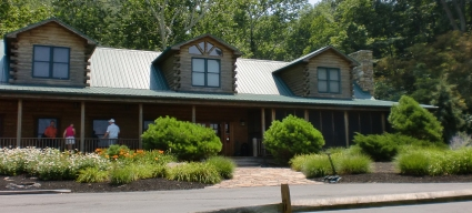 Virginia National Clubhouse