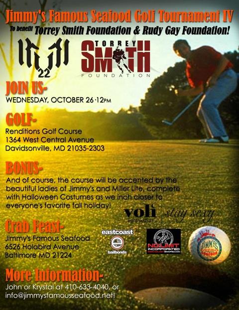 Jimmys Golf Tournament IV