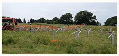 Queenstown Harbor Solar Array
