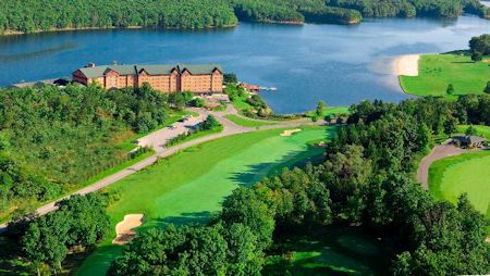 Rocky Gap Golf Course