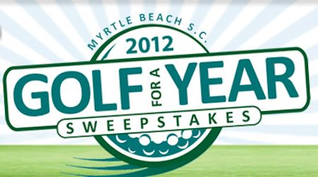 Mrytle Beach Year of Golf