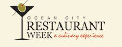 Restaurant Week in Ocean City