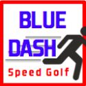 Golf Tournament Blue Mash