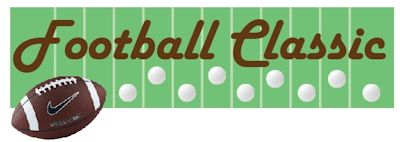 Football Classic Golf Tournament