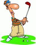Almost Spring Golfer